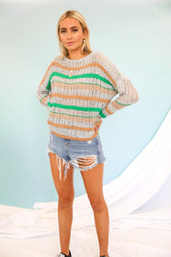 Overboard Knit