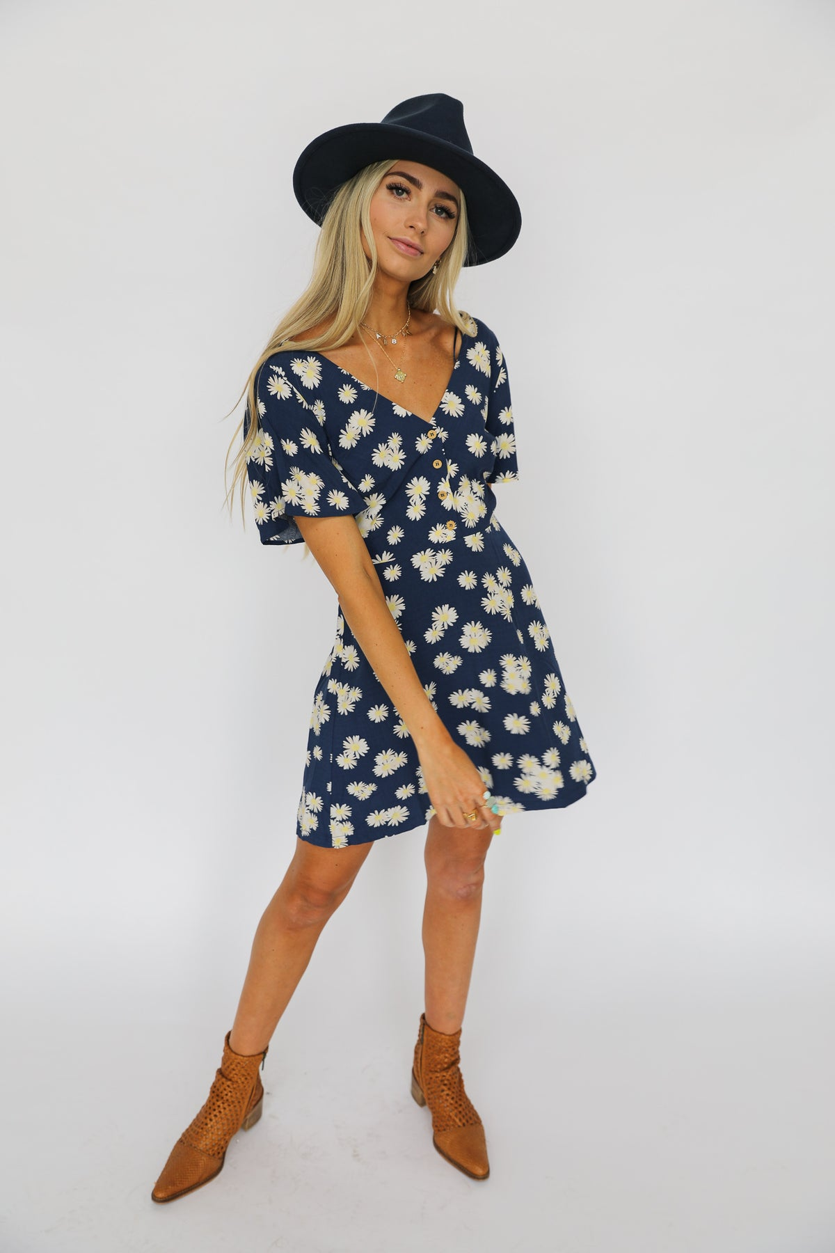 Lazy Daisy Dress