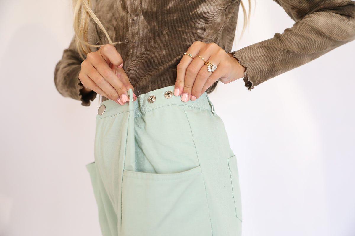 Mint To Be Pant