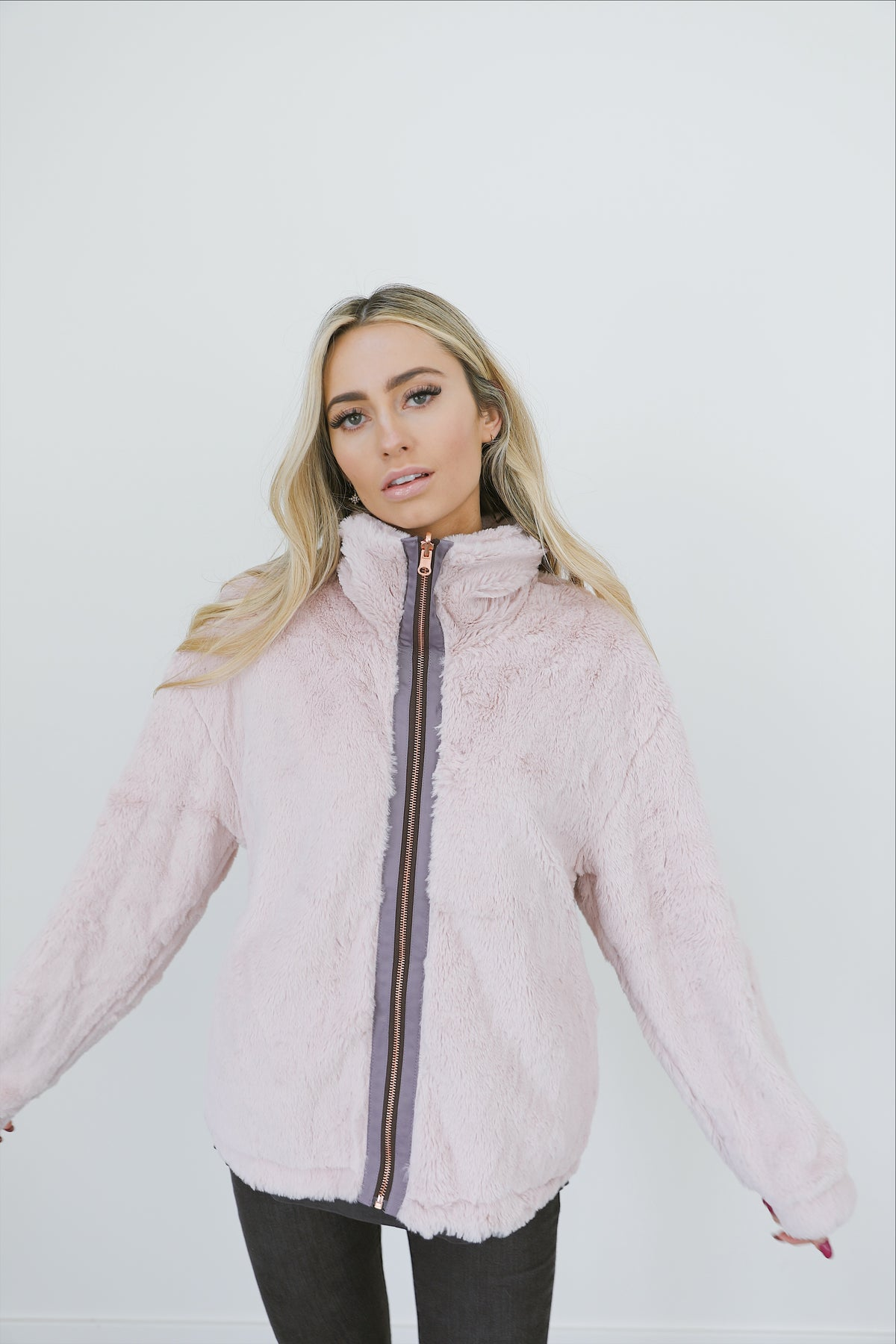 Fur The Love Jacket