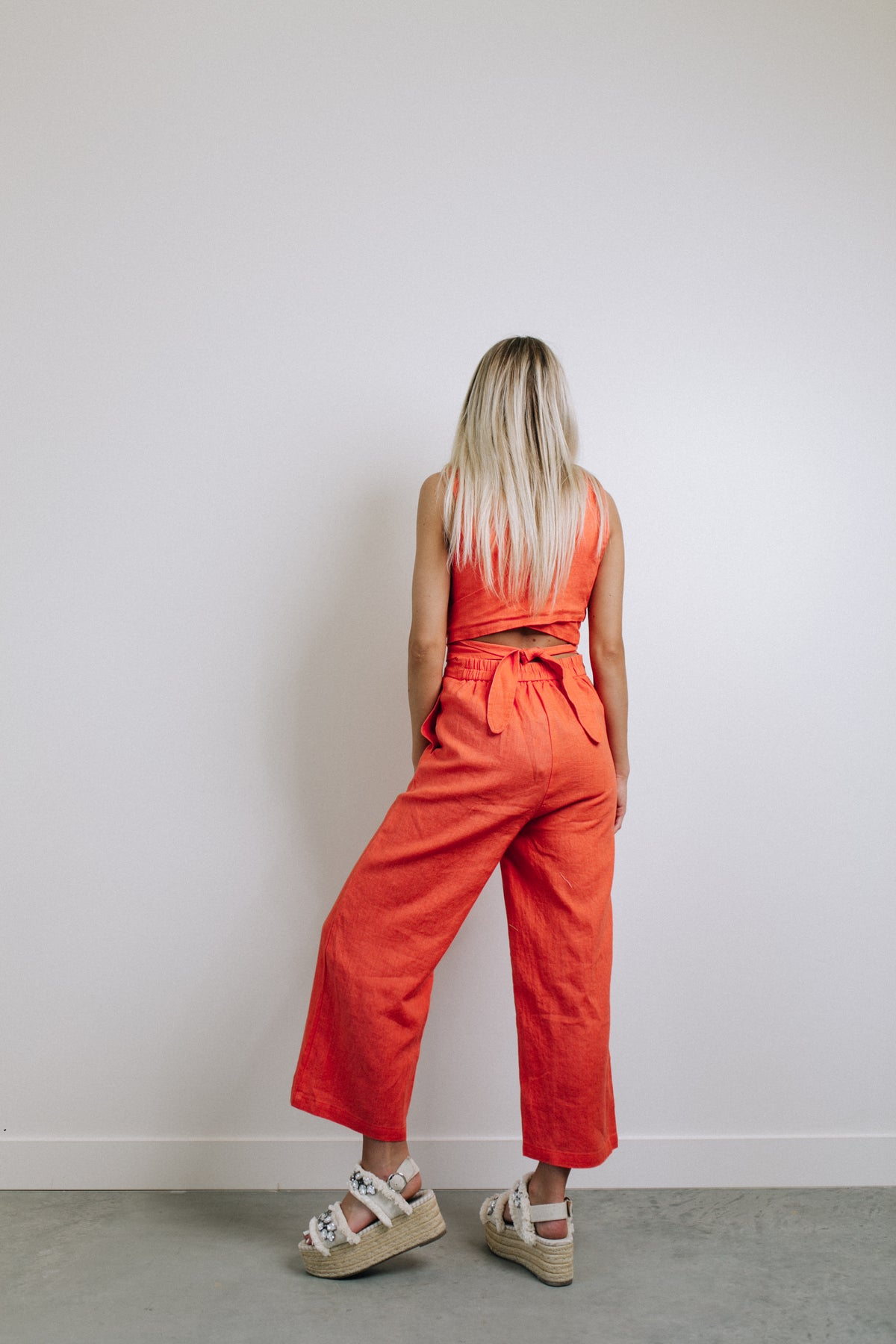 How We Do Jumpsuit
