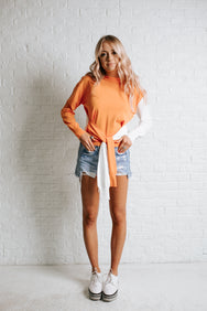 Orangesicle Sweater