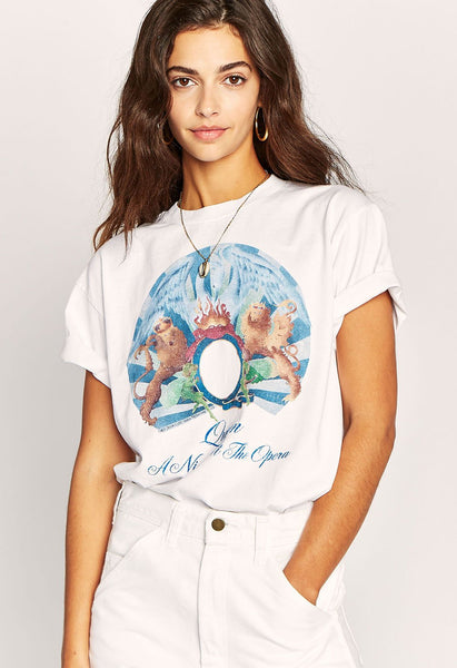 Queen A Night At The Opera Oversized Tee