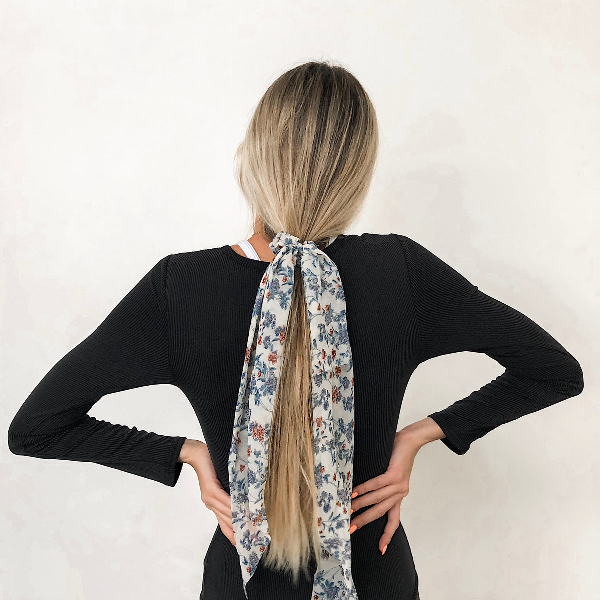 Wildflower Scarf Pony