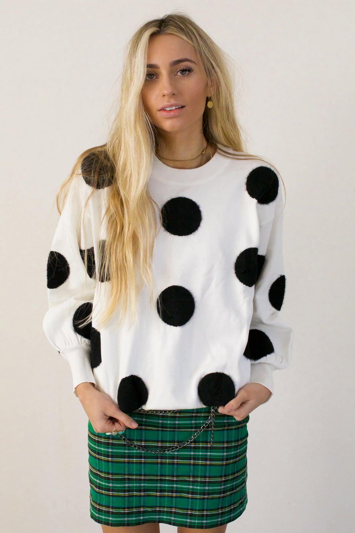 Lady Luck Sweater