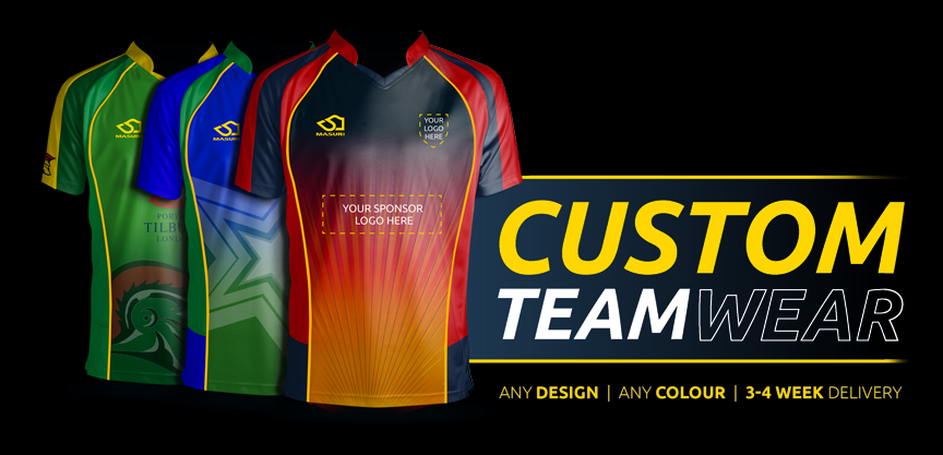 bcd3b71f0 If you are looking to have your team look the part for the T20 cricket  season, you should strongly consider buying our very well priced custom T20  clothing.