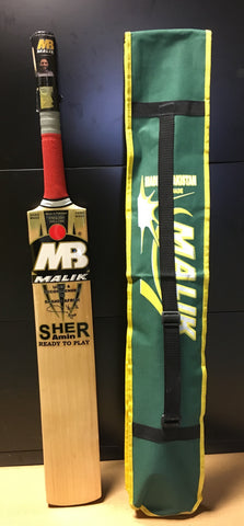 4b4f796b4f2 MB Malik Sher Amin Cricket Bat – The Cricket House
