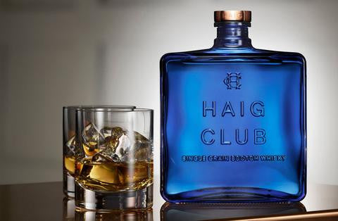 Single Malt Whiskey - Haig Club