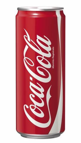 Coca Cola 33cl - Can