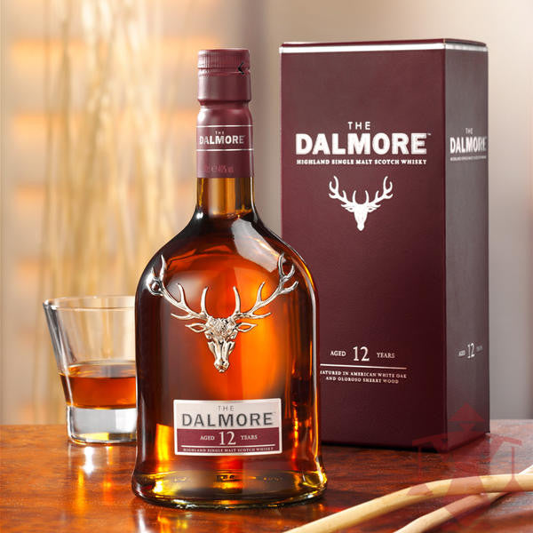 Dalmore 12Yrs Single Malt