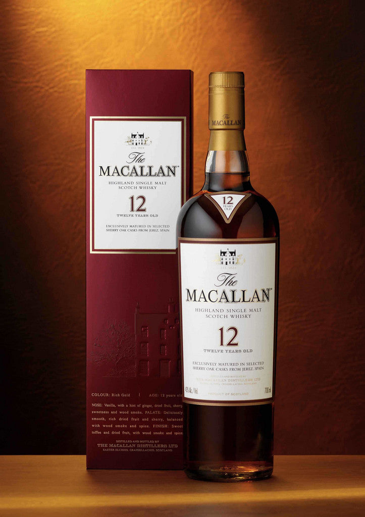 Macallan 12Yrs Single Malt
