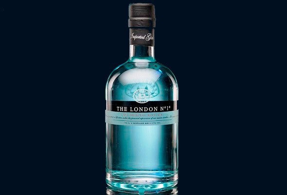 The London no. 1 - Blue Gin