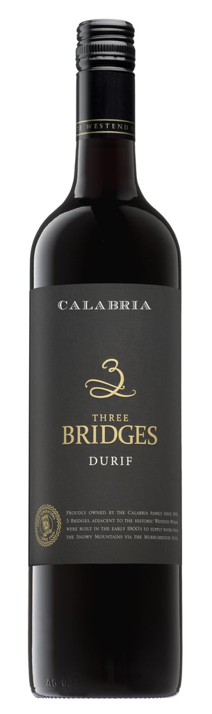 West End 3 Bridges 2015 Shiraz