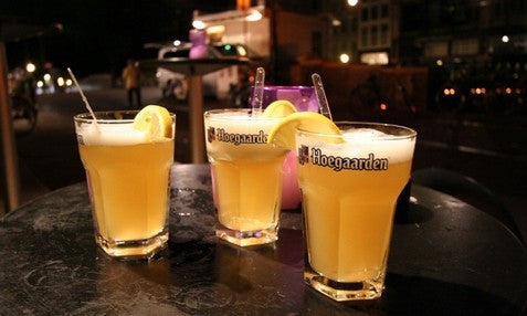 Pinchos Happy Hour Hoegaarden Draught