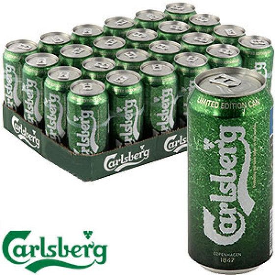 Carlsberg Can -24 pack (320ml)