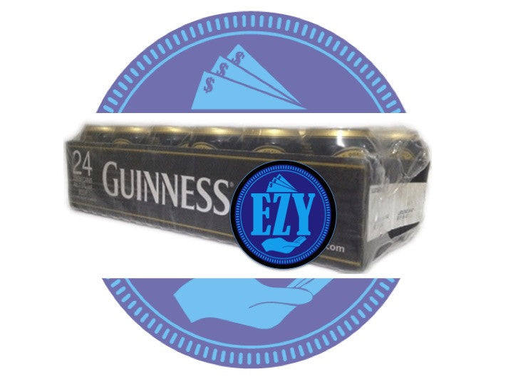 Guinness Can 24 Pack -320ml