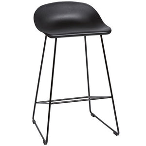 ALTO SPACE STOOL - BLACK