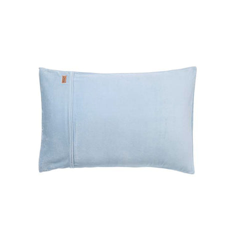 KIP & CO - BLUE VELVET PILLOWCASE SET