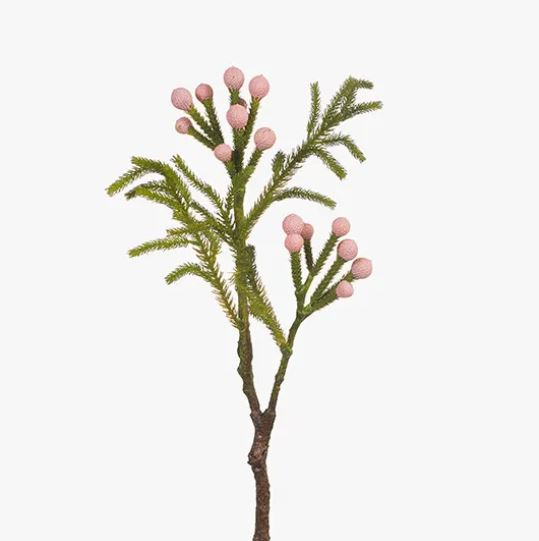 BRUNIA STEM - LIGHT PINK
