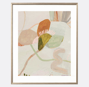 BOTANICAL 1 FRAMED ARTWORK