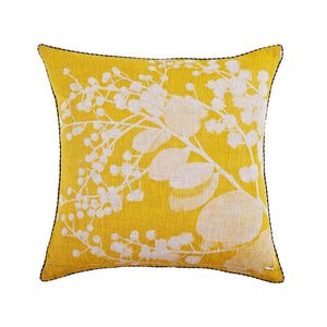 WATTLE YELLOW CUSHION