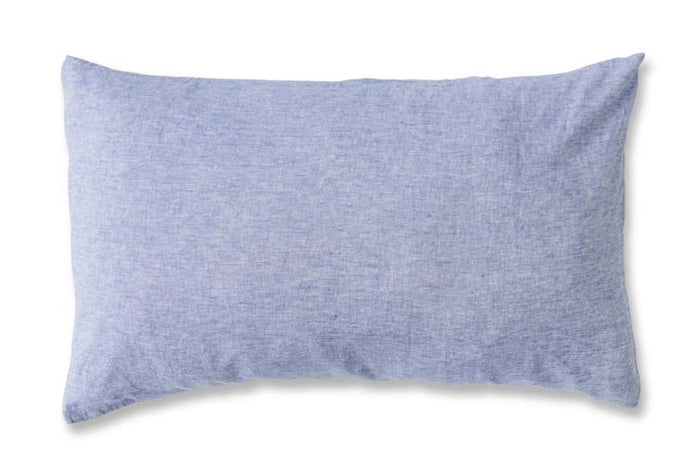 SOCIETY OF WANDERERS - CHAMBRAY PILLOWCASE