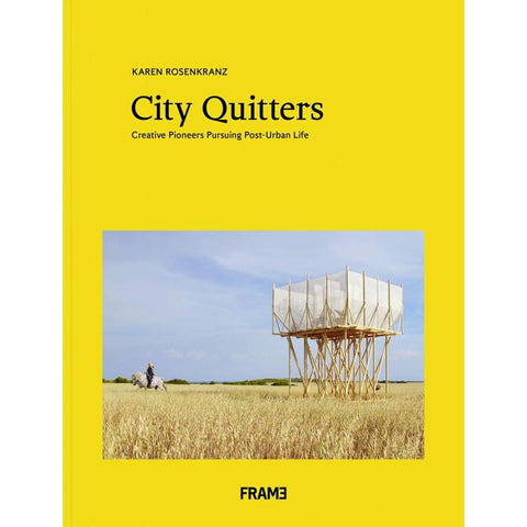 CITY QUITTERS BOOK