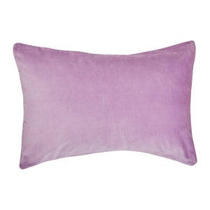 CANYON VELVET PILLOWCASE -TAFFY