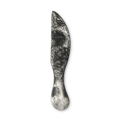 CHEESE KNIFE - CHOCOLATE MARBLE