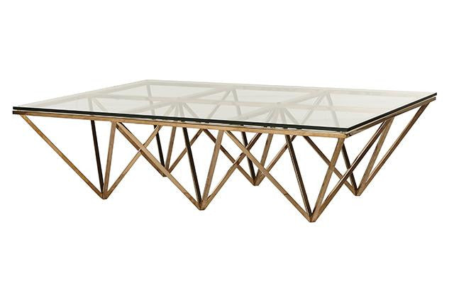 ELLE RECTANGULAR EIFELL COFFEE TABLE