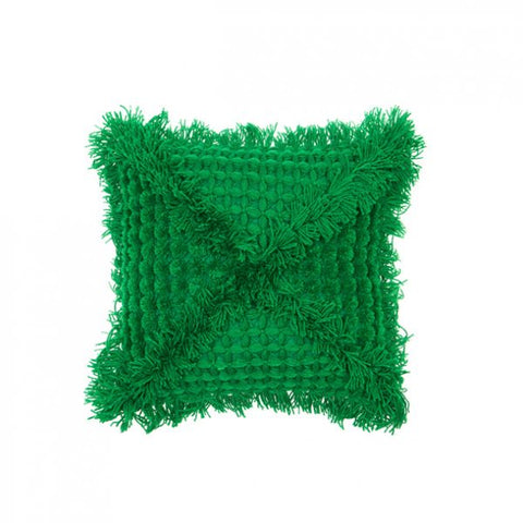 VOVO CUSHION SQUARE - EMERALD