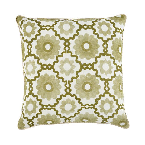 MARGUERITE KHAKI CUSHION