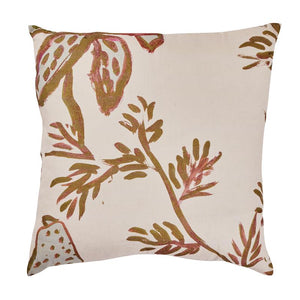 BONNIE & NEIL SPOTTED TIGERLILY OLIVE 60CM