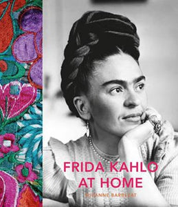 FRIDA KAHLO AT HOME BOOK