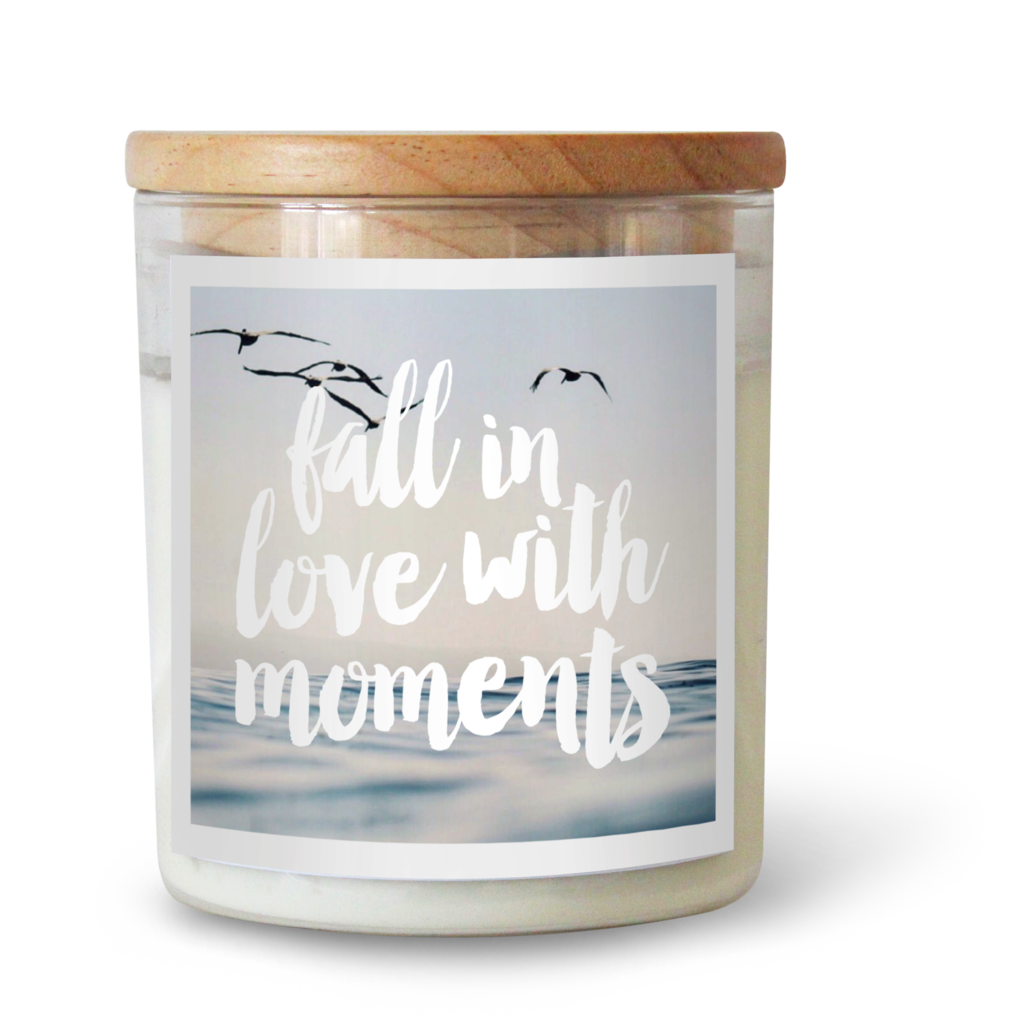 FALL IN LOVE WITH MOMENTS SOY CANDLES