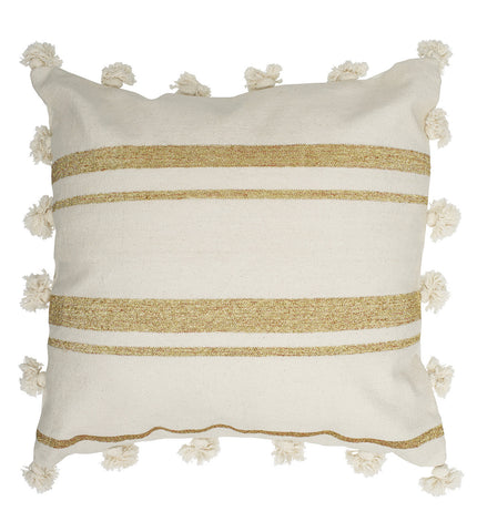 GIGI GOLD CUSHION