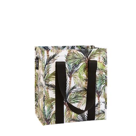 KOLLAB MARKET BAG - GREEN PALM