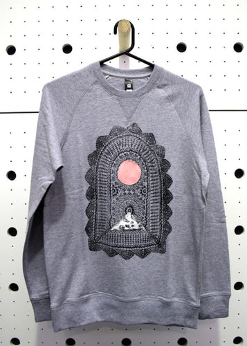 TIVOLI SWEATER - GREY