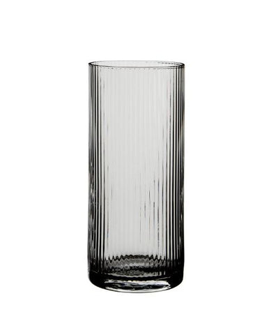 HUCK SET OF 4 HIGH TUMBLER -SMOKE
