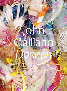 JOHN GALLIANA UNSEEN BOOK