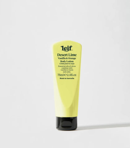 BODY LOTION - DESERT LIME 75ml