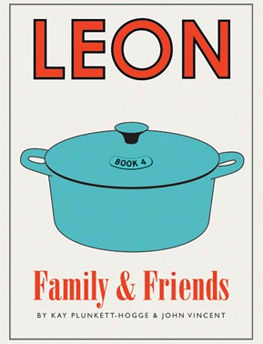 LEON FAMILY & FRIENDS BOOK