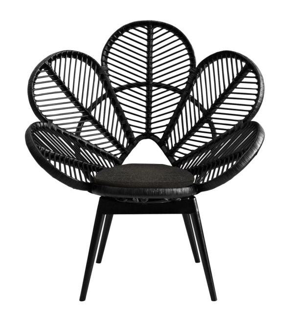 LOVE CHAIR - BLACK