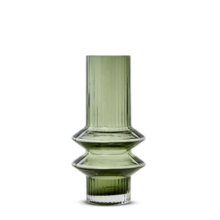 MEMPHIS VASE GREEN - SMALL