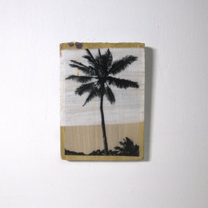 OLIVE PALM MINI TILE