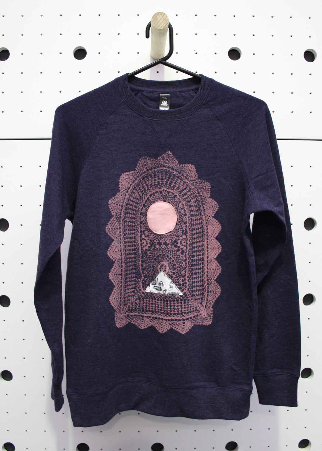 TIVOLI SWEATER - NAVY