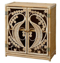 PEACOCK CABINET - NATURAL