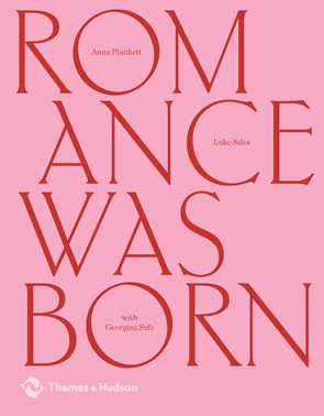 ROMANCE WAS BORN BOOK