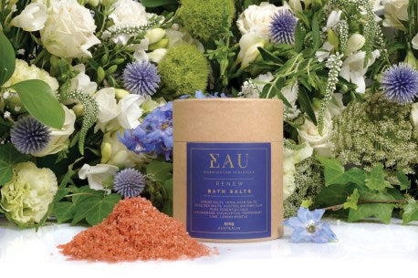 EAU BATH SALTS - RENEW