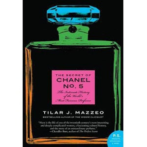 THE SECRET OF CHANEL NO. 5 BOOK